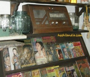 collection of Magazines featuring Nora Aunor and Vilma Santos