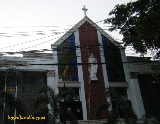 Our Lady of Mt. Carmel Parish facde