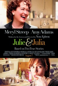 julie and julia movie poster (photo credit: Sony Pictures