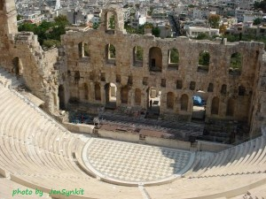 theater-piraeus, greece by jen syngkit