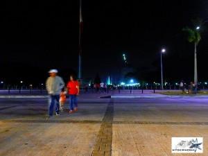 Across Luneta