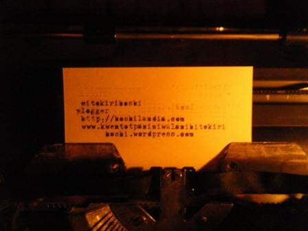 typewriter_calling card