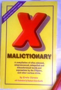 Malictionary 1