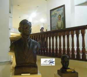 Manuel Quezon memories  at Quezon  Memorial Circle  Museum (2)