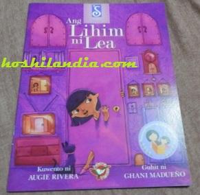 Ang Lihim ni Lea