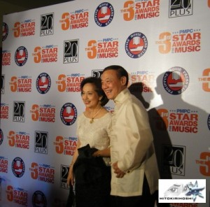 The only OPM double diamond  recording artist   Jose Mari Chan