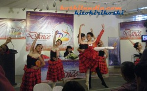 Pagsasayaw ng Halili-Cruz Ballet Group (Dance Xchange)