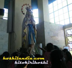 Lourdes _altar