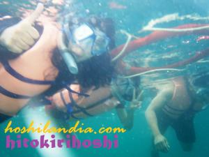 snorkeling- puero princesa palawan
