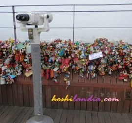 Looking for? [Love Padlock, South Korea]