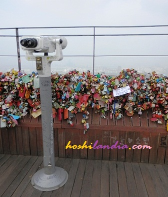 Looking for? [Love Padlock, South Korea]