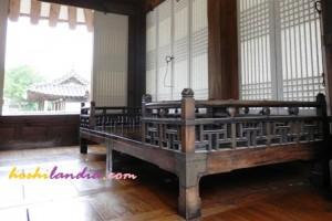 korean traditional bed Hanok