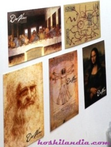 daVinci Exhibit