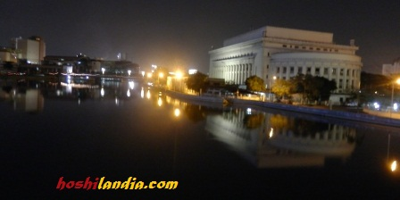 Philippine Post Office from Jone's Bridge