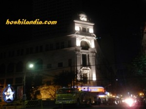 A historcial building in Escolta