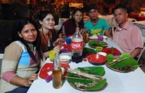 Jennifer May Havoc, Cherime Co, Cleofe Denaga, Adonis Pascual & Sonny Lito Reyes