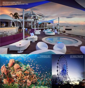 CNN's year -ender reports the top 10 Most Googled Destination in the Philippines for 2013, Mövenpick Hotel Mactan Island landed the no.2 spot followed by the world famous Tubbataha Reef!edition.cnn.com/2013/12/18/travel/most-searched-destinations/