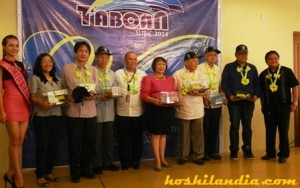 Olongapo government welcomes Taboan 2014
