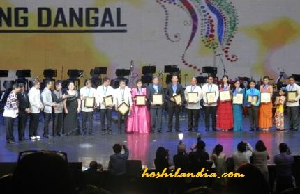 awardees of  Ani ng Dangal 2014 - Visual Arts