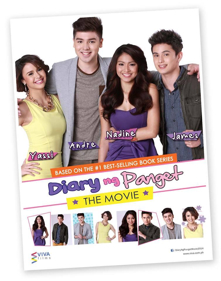 Movie poster: Ang Diary ng Panget