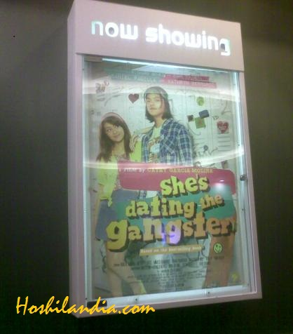 She's Dating A Gangster Movie Poster