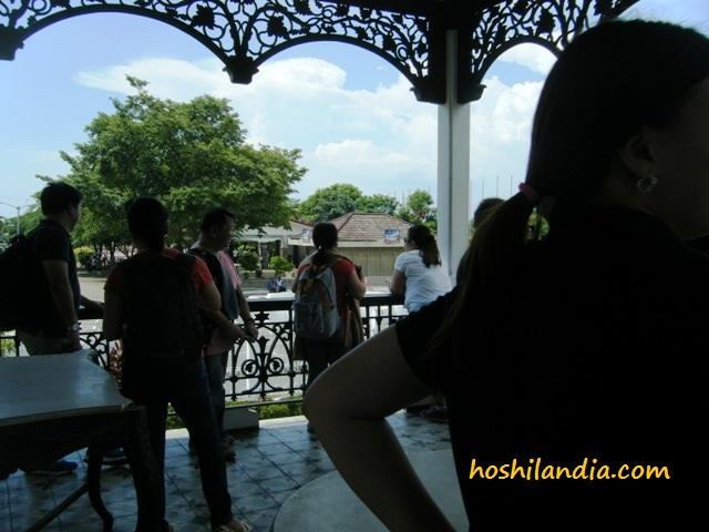 Aguinaldo Shrine - Balcony of Sinners