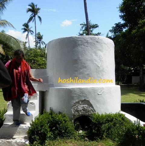 Aguinaldo Shrine - Washing Machine