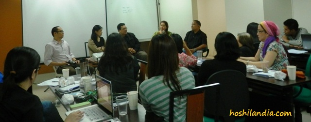 Panel discussion on Freelancing in The Philippines