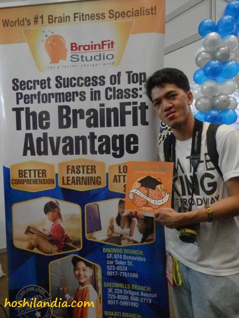 Blogapalooza 2014 BrainFit Studio winner Axel Guinto