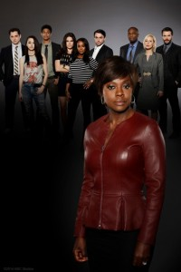 how to get away with murder cast - with copyright