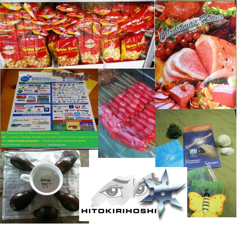 Market of Hoshi