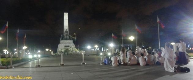 Prayer Vigil for Jose P. Rizal