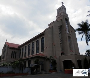 Our Lady of Mount Carmel Shrine Parish facade 2