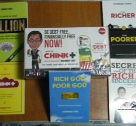 Chinkee Tan Money Kit Package