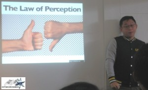Chinkee Tan the law of perception