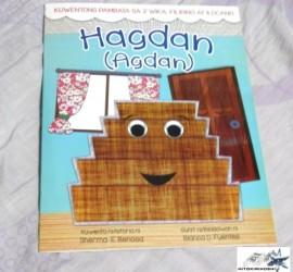 Hagdan  by Sherma Benosa