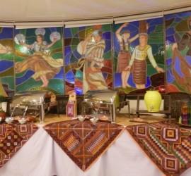 Mabuhay Restop's Artistic Wall