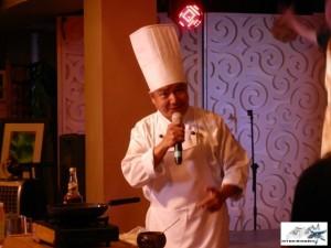 Mabuhay Restop's Cook-a-loka Chef Frito Supsup