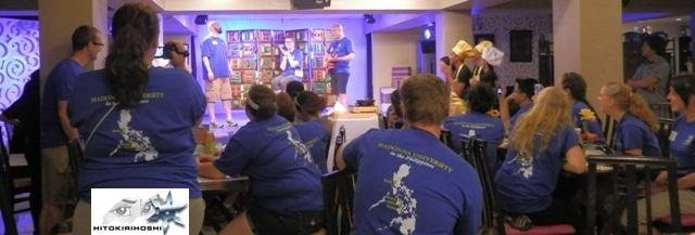 Cook-A-Loka with Madonna University Students  @ Mabuhay Restop