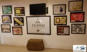 Mabuhay Restop's I Am Filipino Art Exhibit