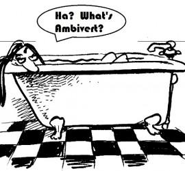 ambivert what