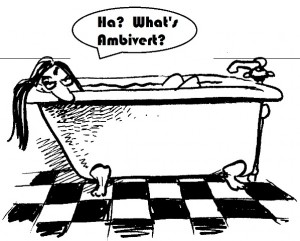 ambivert what