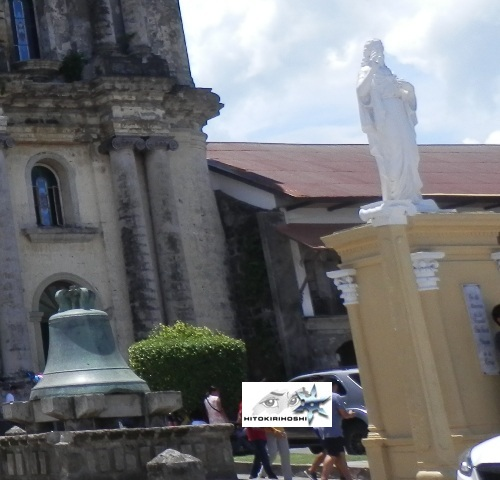 Basilica of Saint Martin of Tours Image of st. Martin and Church Bell