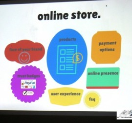 Ecommerce Summit  Online Store contents