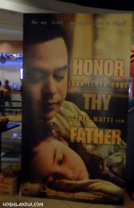 Honor Thy Father john lloyd cruz