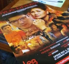 Diyos-Diyosan movie Poster