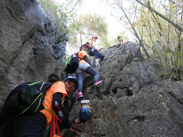 Climbing sa Mt. Pamitinan Brgy. Wawa, Rizal II - aspectos ...