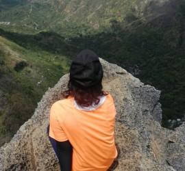 Mountain Hiking at Mount Pamitinan, Wawa Riza