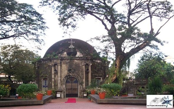 Paco Park Church bv Hoshilandia (5)