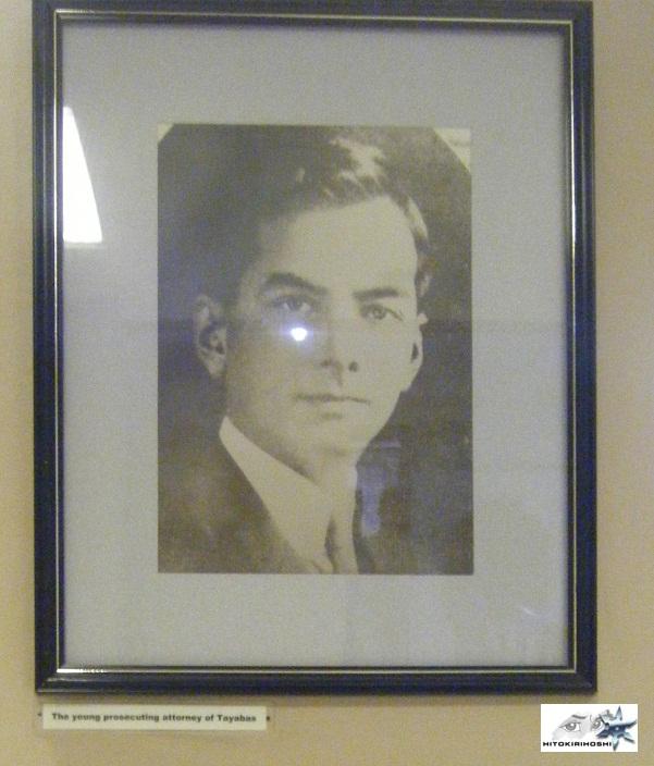 young Manuel L. Quezon memories  at Quezon  Memorial Circle  Museum (1)